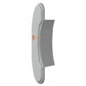 Clips PVC pour lame alu 37 mm (lot de 10 paires)