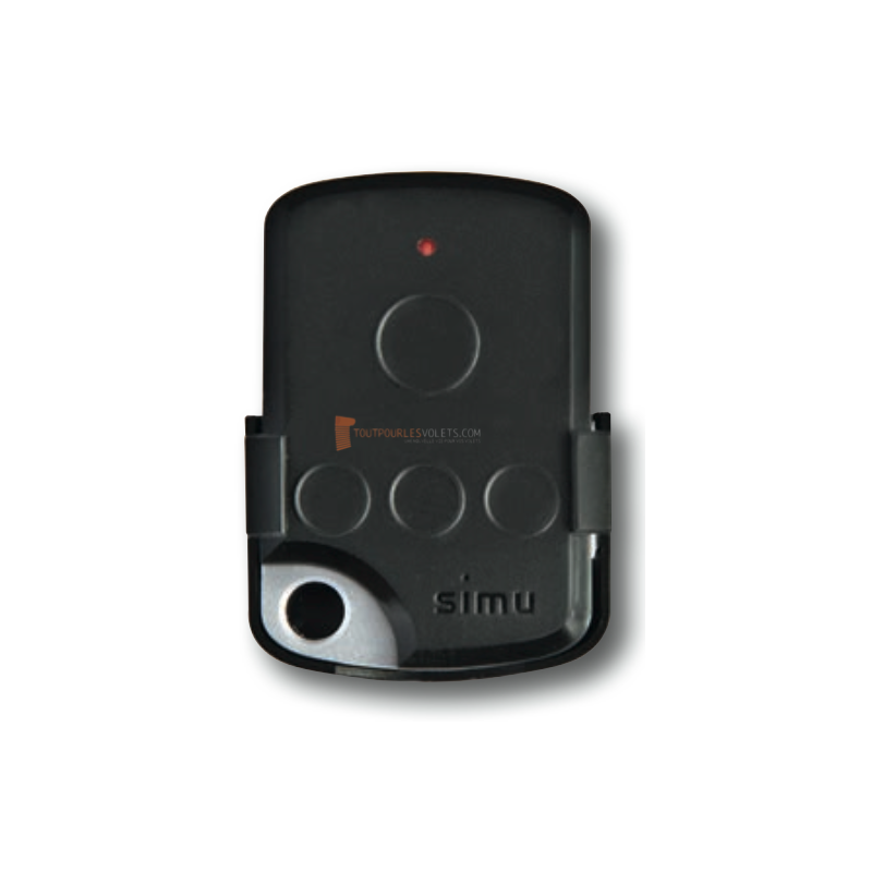 Simu TSA+ Télécommande radio 4 canaux