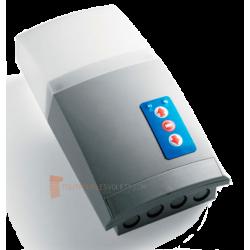 Façade avec membrane 3 boutons pour centrale de commande MyDoor
