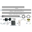 Kit Motorisation Radio Somfy RTS pour Fenêtre - Télécommande