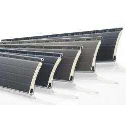 Echantillons de lames aluminium 42 mm