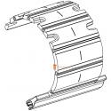 Verrou de sécurité ATR 6 éléments pour lame 8 mm
