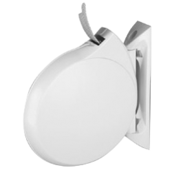 Enrouleur Conviv Sangle 14 L6000 Blanc