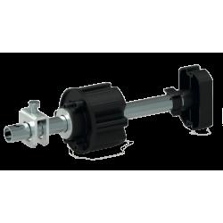 Embout télescopique pour tube ZF64, L220