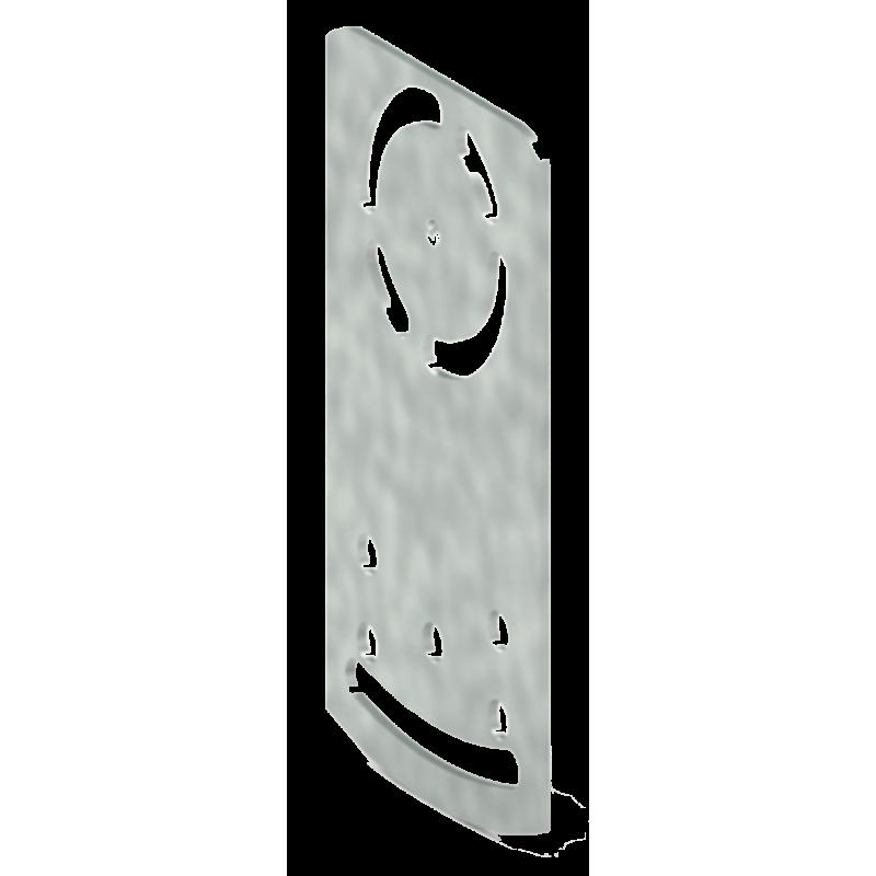 Plaque d'orientation pour treuils couple conique ZF