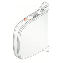 Enrouleur Swing pivotant Sangle 14 L5000 Blanc