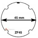 Adaptations moteur Somfy diam. 40 et tube ZF45