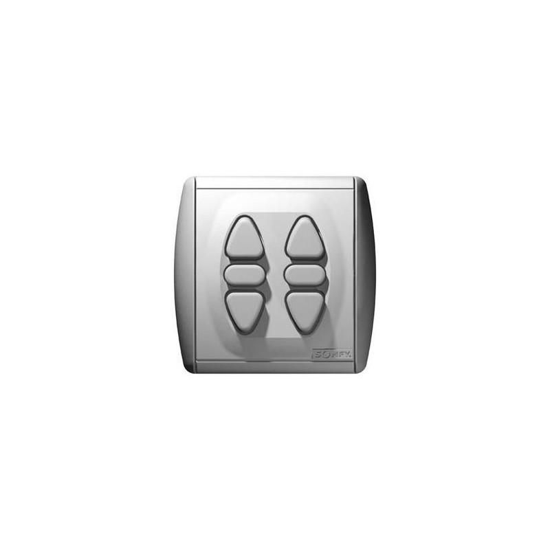Somfy Inis Duo Inteo Interrupteur encastré Position Fixe