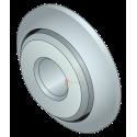 Roulement à billes acier diam. 42 - 12 mm