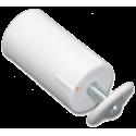 Butée ronde 40 mm Blanc