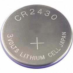 Pile CR2430 - Lithium 3V