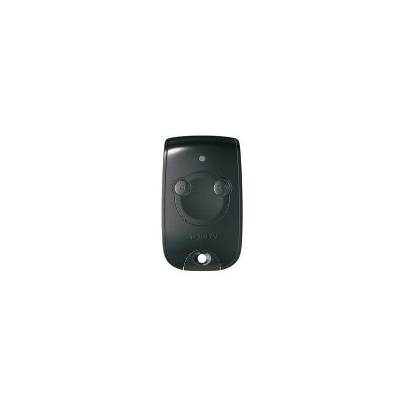 somfy keytis 2 t l commande radio somfy 2 canaux pour portail ou porte de garage. Black Bedroom Furniture Sets. Home Design Ideas