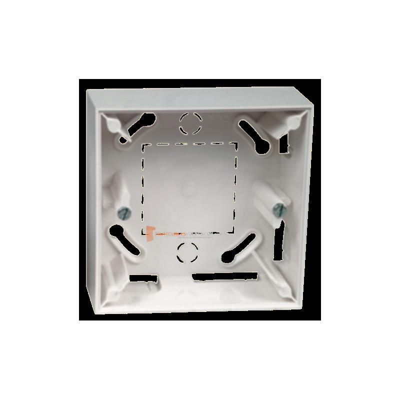 boitier de montage en saillie pour inverseur filaire pm3 toutpourlesvolets com. Black Bedroom Furniture Sets. Home Design Ideas