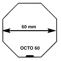 Adaptations moteur Geiger diam. 50 et tube Octo 60