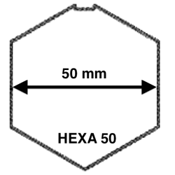 Adaptations moteur TPV.com diam. 50 et tube Rond 50 et Hexa 50