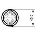 Adaptation moteur TPV.com diam. 50 et tube Soprofen MVX-R50 diam. 55