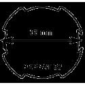 Adaptations moteur TPV.com diam. 50 et tube ZF54 et Deprat 53