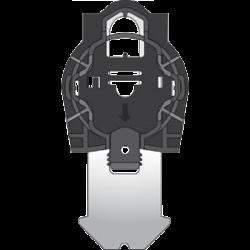 Support moteur Somfy - Réno (joue de 180 à 205 mm)