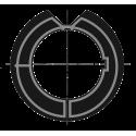 Adaptations moteur Somfy diam. 40 et tube Macropron rond 48 à goutte