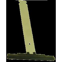 Attache tablier à clipper tube ZF lame 8 L142