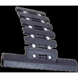 Verrou de sécurité DVA 5 éléments pour lame 8 mm