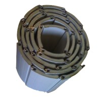 Tablier aluminium complet - Lame 42 mm
