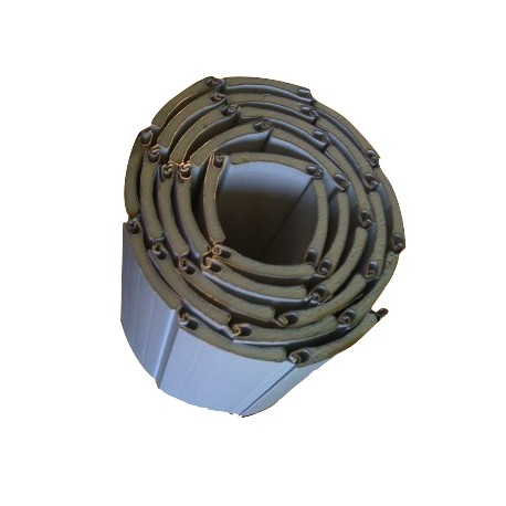 Tablier aluminium complet - Lame 37 mm