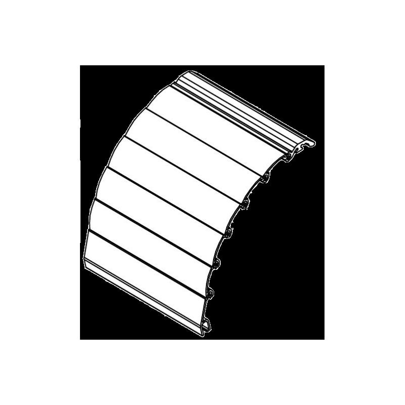 Verrou tasseur 5 éléments pour lame de 8 et tube Soprofen
