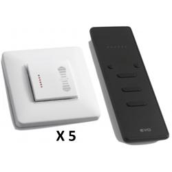 Pack Teleco 5 Skinsoft + EVO6