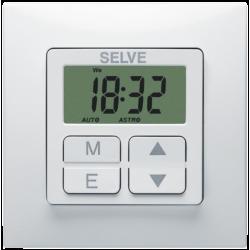 Selve Smart Timer + horloge filaire