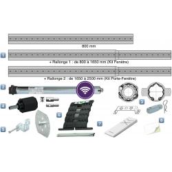 Kit Motorisation Radio Air Geiger pour Fenêtre - Télécommande