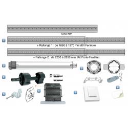 Kit Motorisation Filaire Geiger pour Fenêtre