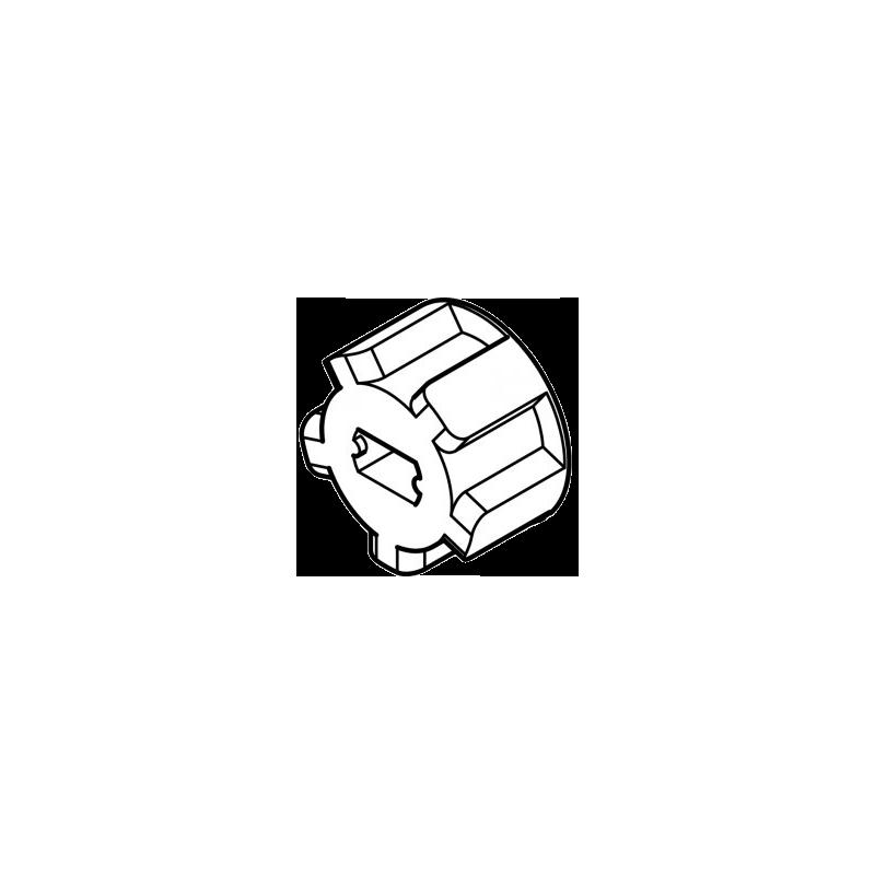 Adaptateur pour moteur Franciaflex et France Fermetures et adaptations Somfy