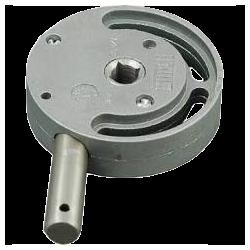 Treuil 1415 - Diam. 58 - Entrée diam. 10 mâle Sortie carré 7 mm SFC (1/2,8)