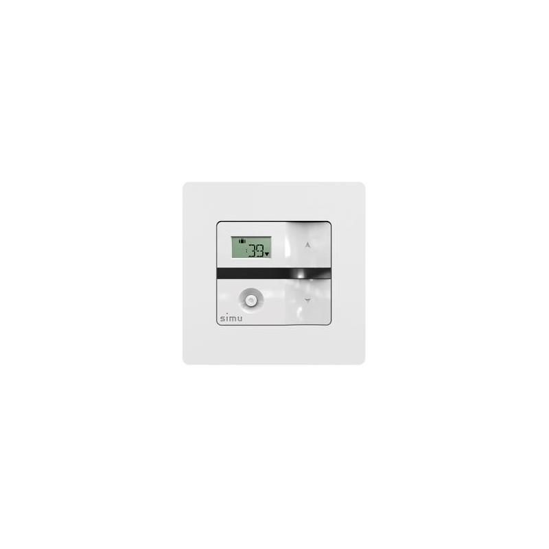 Simu Emetteur Memory Hz - Blanc