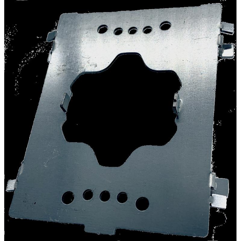 Plaque support pour remplacement de moteur ID Bubendorff