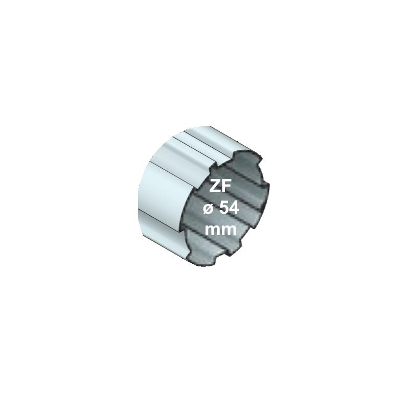 Tube ZF54 L 2300