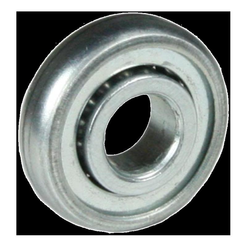 Roulement à billes acier diam. 28 - 10 mm