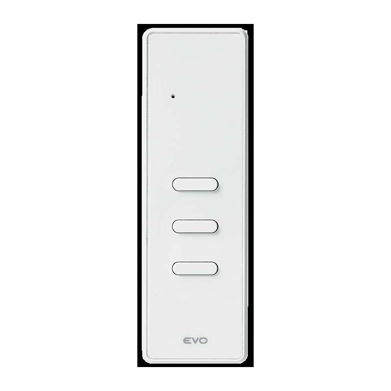Télécommande EVO 1 canal - Blanc